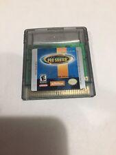 Tony Hawk's Pro Skater (Nintendo Game Boy Color, 2000) GB Color Good Cond.