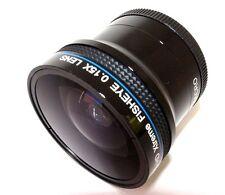 Professional Hi Def X-treme 0.15x Fisheye Lens For Canon EOS M5 M10