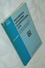 RARE No 70C Hazardous Locations Classification 1974 1st ed NFPA ANSI Standards