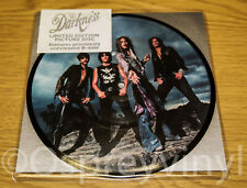 "The Darkness Love is only a Feeling Sealed Un played 7"" picture disc"
