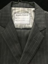Brooks Brothers Black Fleece by Thom Browne, Gray pinstripe suit, size BB1