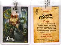 Perna Studios Classic Mythology ~ 5-CARD PREVIEW SET CM1-CM5 (no sketch) #/500