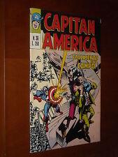 CAPITAN AMERICA 1a Serie no. 36 - QS/EDICOLA - ORIGINALE - Ed. CORNO 1974