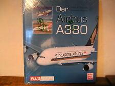 Der Airbus A380 von Volker K. Thomalla und Sebastian Steinke (2008, Gebunden)