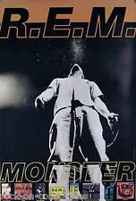 R.E.M. 1995 Monster Original Promo Poster