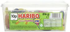 HARIBO Giant Sour Suckers, 816 g (Pack of 2 tubs ) Pack of 60 x 2 tubs
