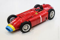 CMC Ferrari D50, 1956 Long Nose, GP Germany #1 Fangio 1/18