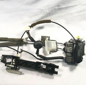 2004 - 2008 OEM NISSAN Maxima Left Side Door Lock Latch Actuator w/ Inner Handle