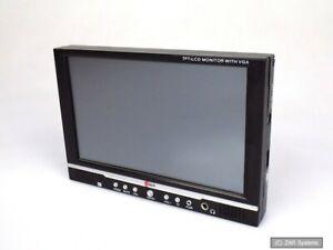 FayTech FT 0700T 7' TFT LCD Touch Screen Monitor Bildschirm VGA Schwarz, EEK: C