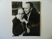 """""""High Anxiety"""" Lee Delano Hand Signed 8X10 B&W Photo Todd Mueller COA"""