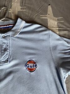 polo shirt xl Gulf Grand Prix Originals