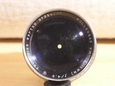 """Wollensak 9.5"""" (241mm) F4.5 5x7 & 8x10 Enlarging & Camera Raptar Lens"""