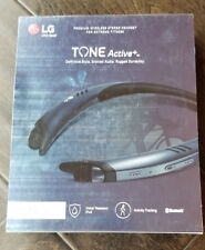 LG Tone Active + PLUS Wireless Bluetooth Headset Blue HBS-A100