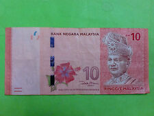 Malaysia RM10 Replacement, ZB 5800391
