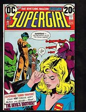 """Supergirl #5 ~ """"The Devil's Brother!"""" ~ (7.0) 1973 WH"""