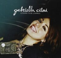 CD Album Gabriella Cilmi Lessons To Be Learned Universal 2008