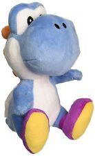 "NEW 6"" Dark Blue Yoshi (1388) Nintendo USA Super Mario Little Buddy Plush Doll"