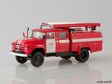 Scale model truck 1/43 AC-30(130)63A Moscow, PCH No. 68 Autostore (AIST)