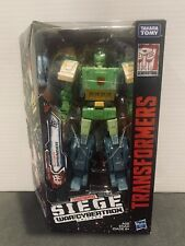 Transformers Generations AUTOBOT SPRINGER War for Cybertron: Siege WFC-S38