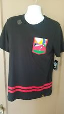 Nike sz M Men's Asg Branded Pocket Graphic Dri Fit T-Shirt Nba New 810712 10
