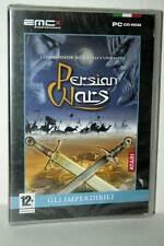 PERSIAN WARS GIOCO NUOVO SIGILLATO PC CDROM VERSIONE ITALIANA VBC 39796