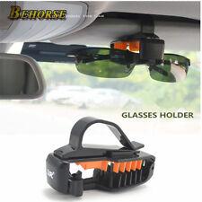 Car Styling Sunglasses Eyeglasses Glasses Holder Case Auto Sunvisor Accesories