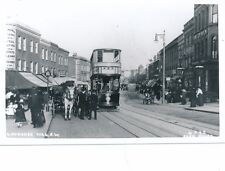 London LAVENDER HILL Tram #330 Photograph Packer c1950/60s? print
