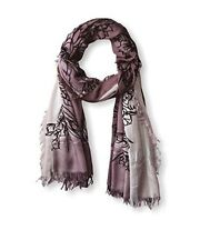NEW! Leigh & Luca Women's Floral Scarf $198+