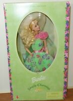 Barbie 2002 Special Edition Simply Charming Doll Mattel Avon Loose Damaged Box