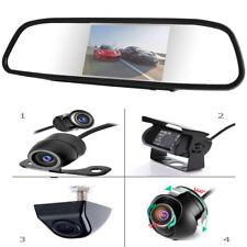 Rückfahrsystem mit Monitor und Rückfahrkamera Spiegel Innenspiegel Rückspiegel