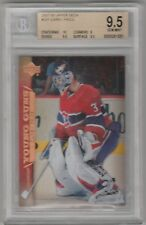 2007 08 Upper Deck Young Guns Rookie #227 Carey Price Canadiens BGS 9.5 Gem Mint