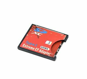 SD SDHC SDXC zu CF Compact Flash Adapter Reader Typ I R03