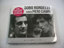 BOBO RONDELLI - CANTA PIERO CIAMPI - 2CD NEW SEALED 2016