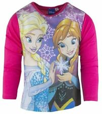 Elsa Long Sleeve T-Shirts (2-16 Years) for Girls