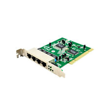 4 Port PCI 10/100Mbps Fast Ethernet Network Switch Card Board