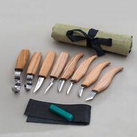 Schitzwerkzeug Set Kerbschnitzmesser Schnitzmesser Schnitzen Messer BeaverCraft