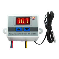 EG_ XH-W3001 Digital LED Control Temperature Microcomputer Thermostat Switch Exo