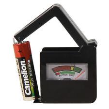 Batterietester EL-BT 6 für AAA, AA, C, D, 9 V, Knopfzellen Batterien Testgerät