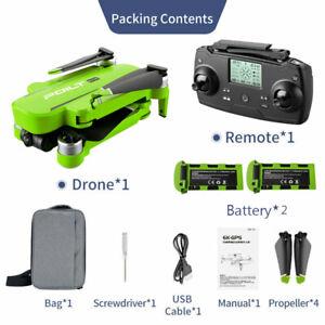 6K 5G WIFI GPS HD Dual Camera Drone FPV RC 30min Quadcopter RTF SmartReturn Home