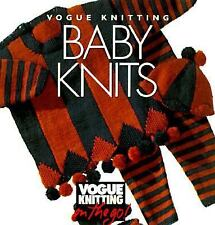 Vogue Knitting Baby Knits on the go!