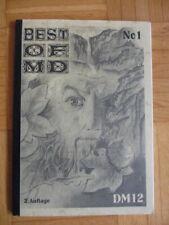 Best of MD - Midgard No 1 - (2. Auflage) - Rarität mit 3 Abenteuern