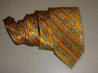 ZANZARA Tie Necktie 100% Silk HAND MADE
