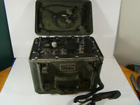 Military Receiver - Transmitter With Handset RT-1184/GRA-114