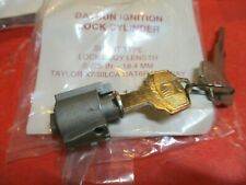 DATSUN 240Z-260Z-1200,B110-B210-F10-510-610-710-1970-82-IGNITION-LOCK CYLINDER