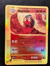 pokemon card Magcargo holo reverse 17/144 Skyridge