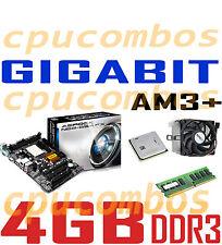 COMBO AMD X2 250 DUAL CORE CPU+4GB DDR3 RAM+ASROCK N68-GS4 FX AM3+ Motherboard