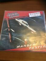 April Wine ‎– Harder.....faster - Great 70s Rock From Canada - Vinyl LP - 7912