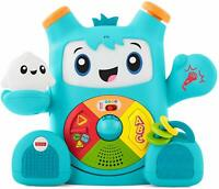 Fisher-Price Dance and Groove Rockit, Baby Learning Robot FXD02 Toy 6 months +