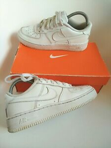 Nike air force one women's Trainers Size 5 white leather max