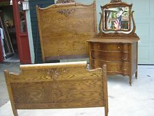Oak Antique Beds Amp Bedroom Sets 1900 1950 Ebay